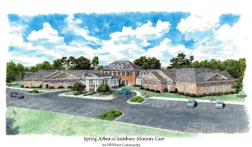 New Memory Care Community in Virginia
