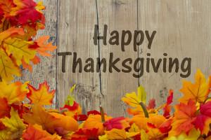 Giving Thanks This Holiday Season