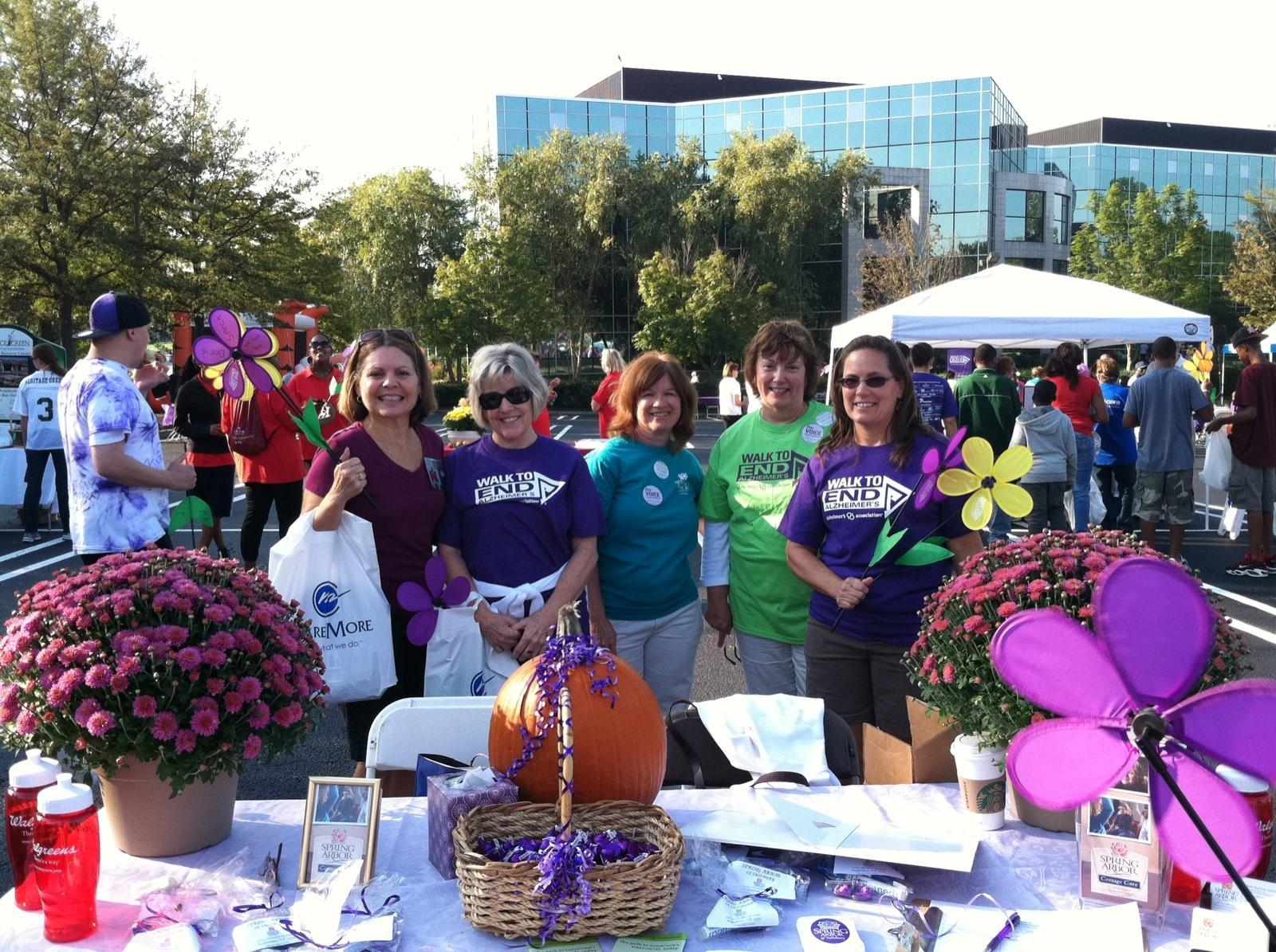 Alzheimer's Awareness and The Longest Day