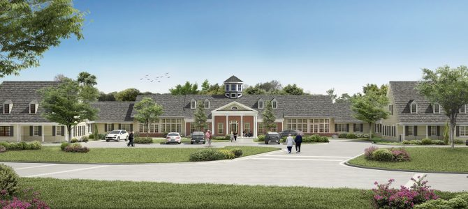 New North Carolina Senior Living Projects in the News