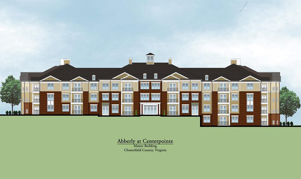 Abberly at Centerpointe Rendering