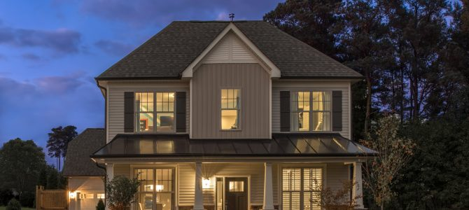 HHHunt Homes Shines in North Carolina