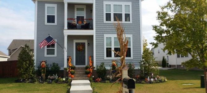 Have the Best Fall Curb Appeal on the Block!
