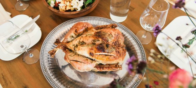 5 Things to Consider When Hosting Thanksgiving Dinner