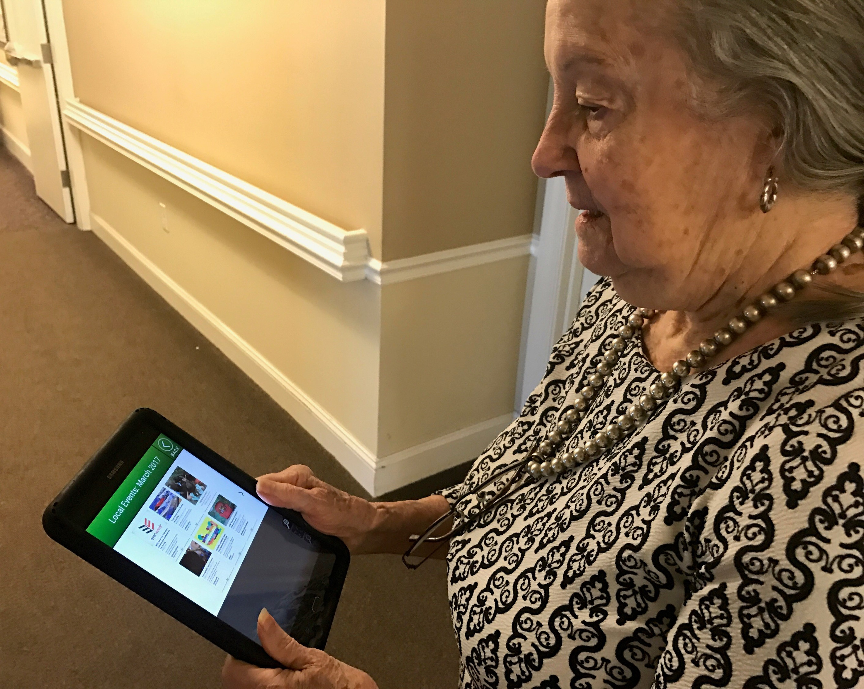 Using New Technology to Connect Seniors and Loved Ones