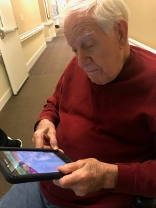 senior living technology