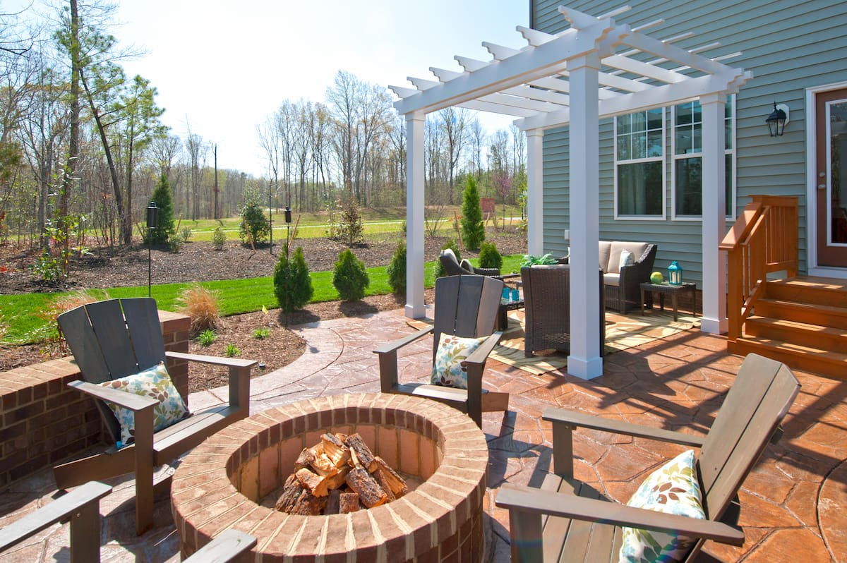 Outdoor Living Is A Hot New Home Trend