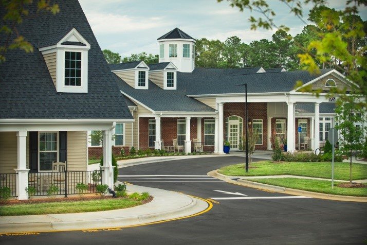 Spring Arbor of Cary Opens in North Carolina