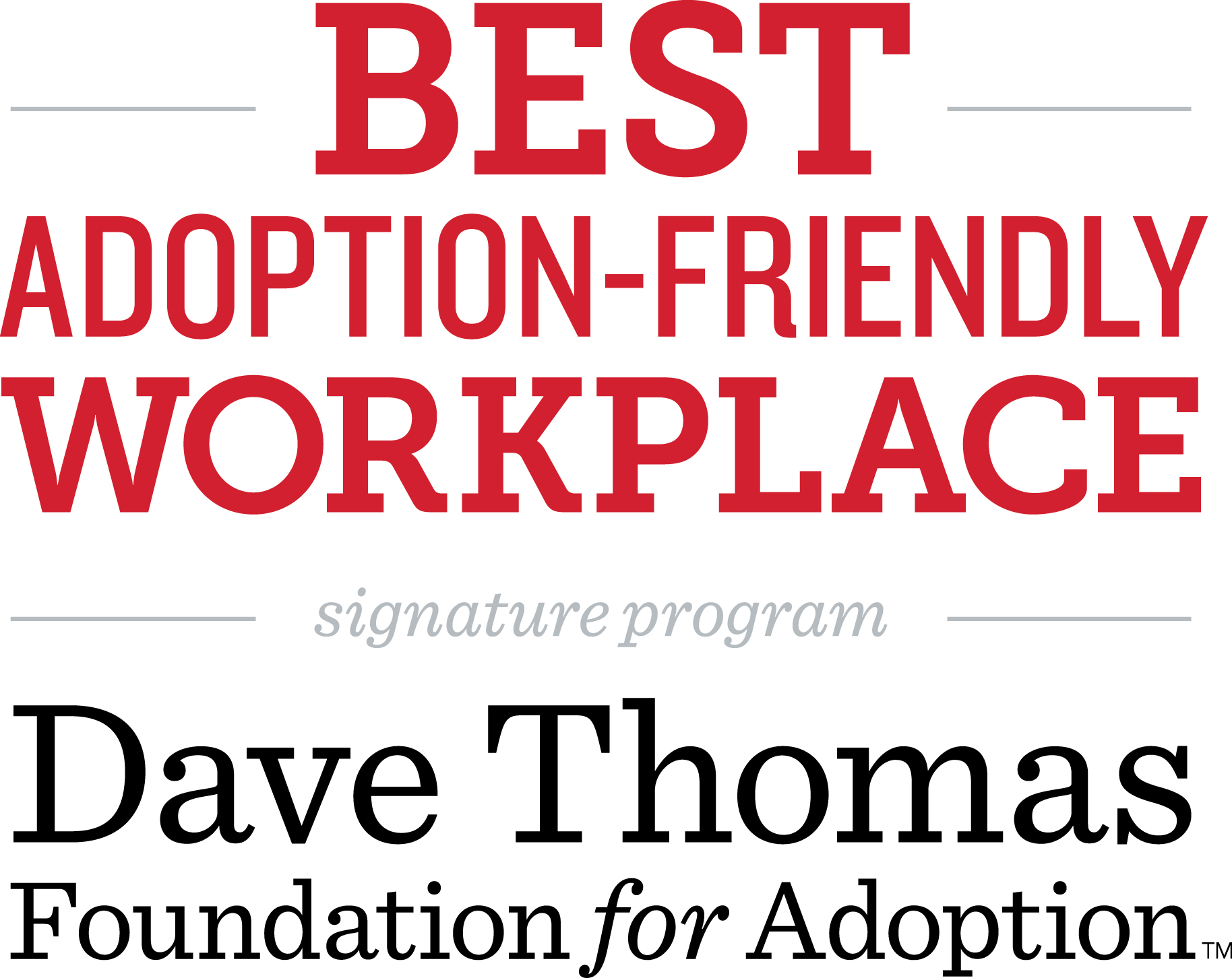 HHHunt Ranked as a Leading Adoption-Friendly Workplace