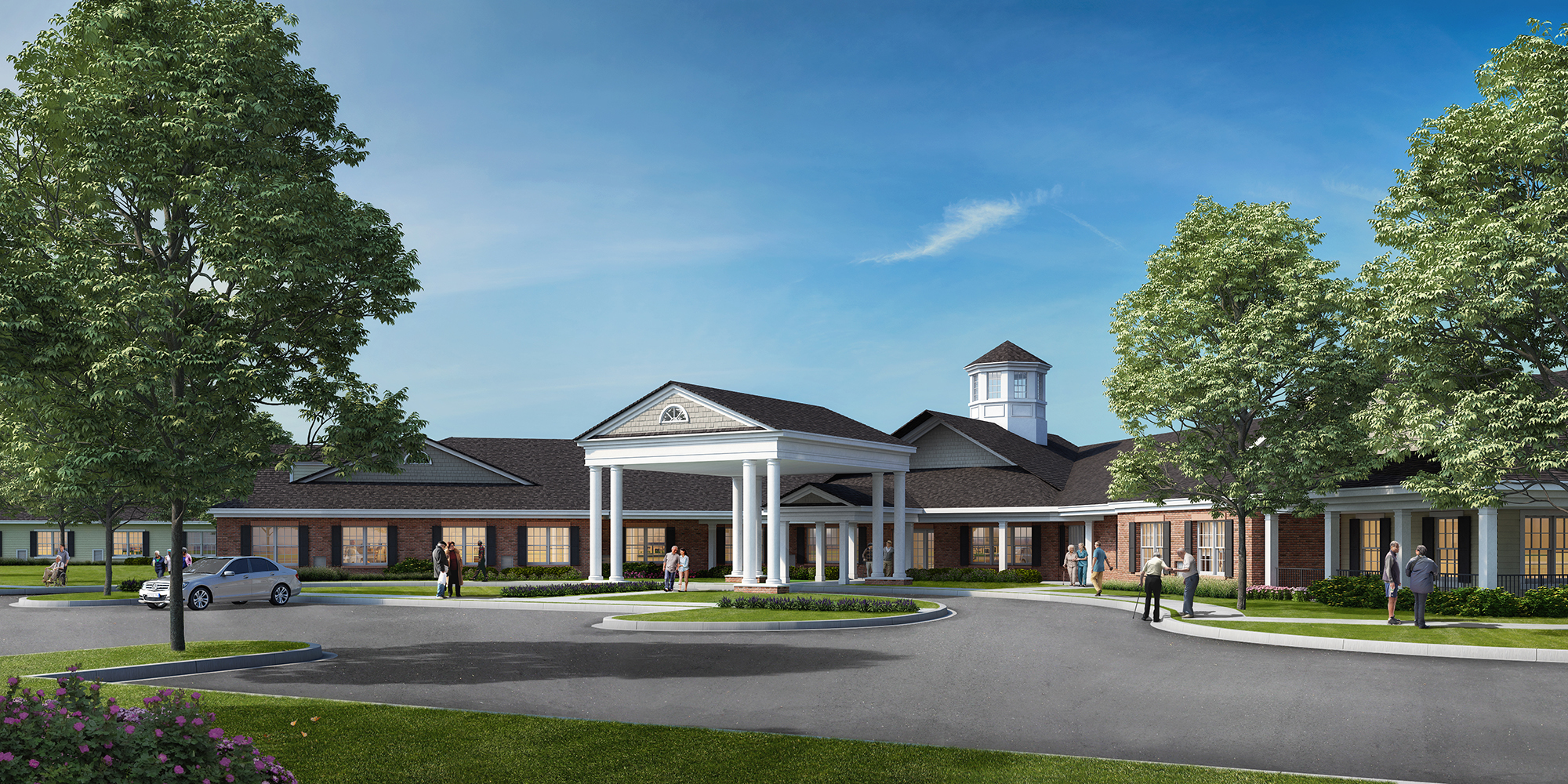 HHHunt Breaks Ground on Spring Arbor of Frederick