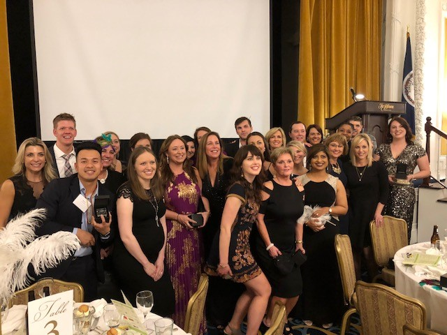 HHHunt Victory at MAME Awards in Richmond