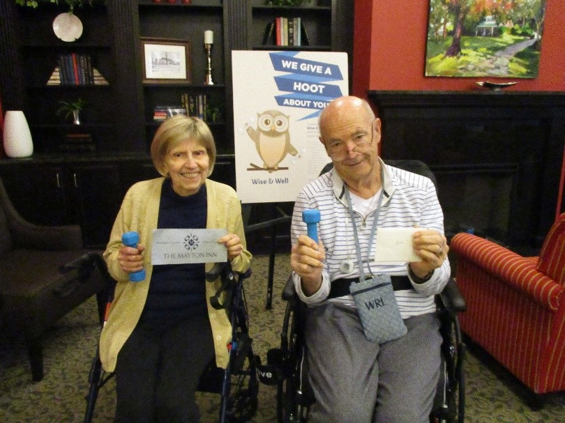 New Wise & Well Program Keeps Seniors Active