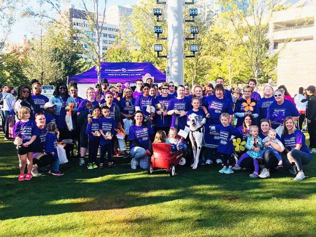 Honoring National Alzheimer's Disease Awareness Month