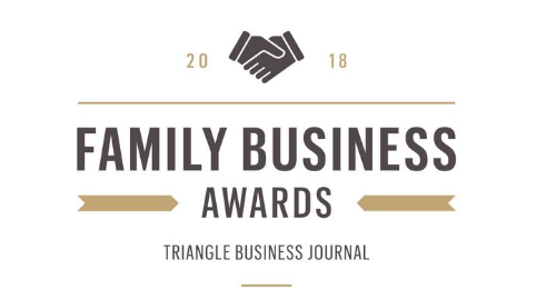 HHHunt Named as Triangle Business Journal's Family Business Awards Winner