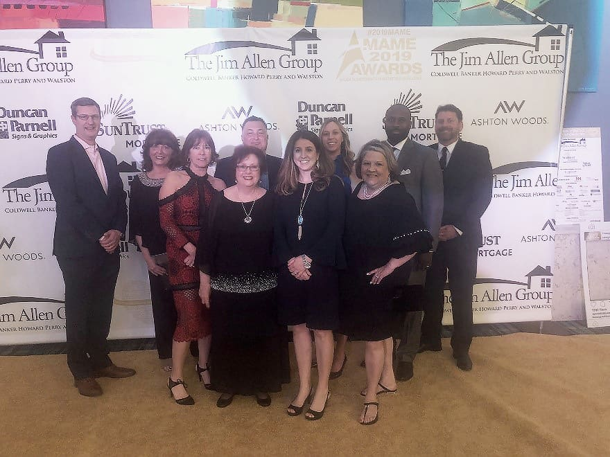 HHHunt Homes of Raleigh Recognized at MAME Awards