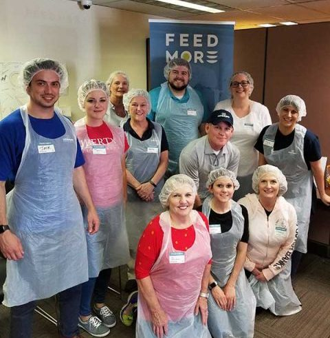 HHHunt Corporation Gives Back to Feed More