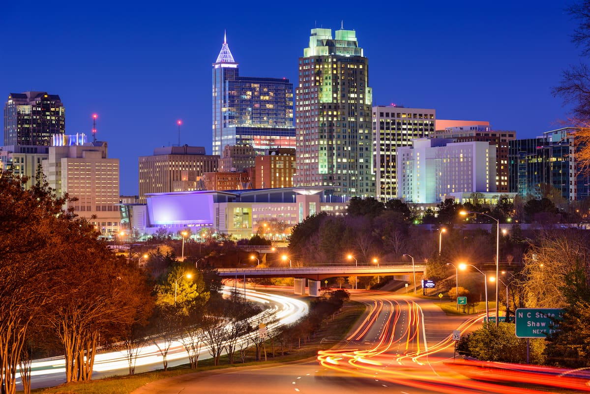 Local Showcase: Why We Love Raleigh, NC