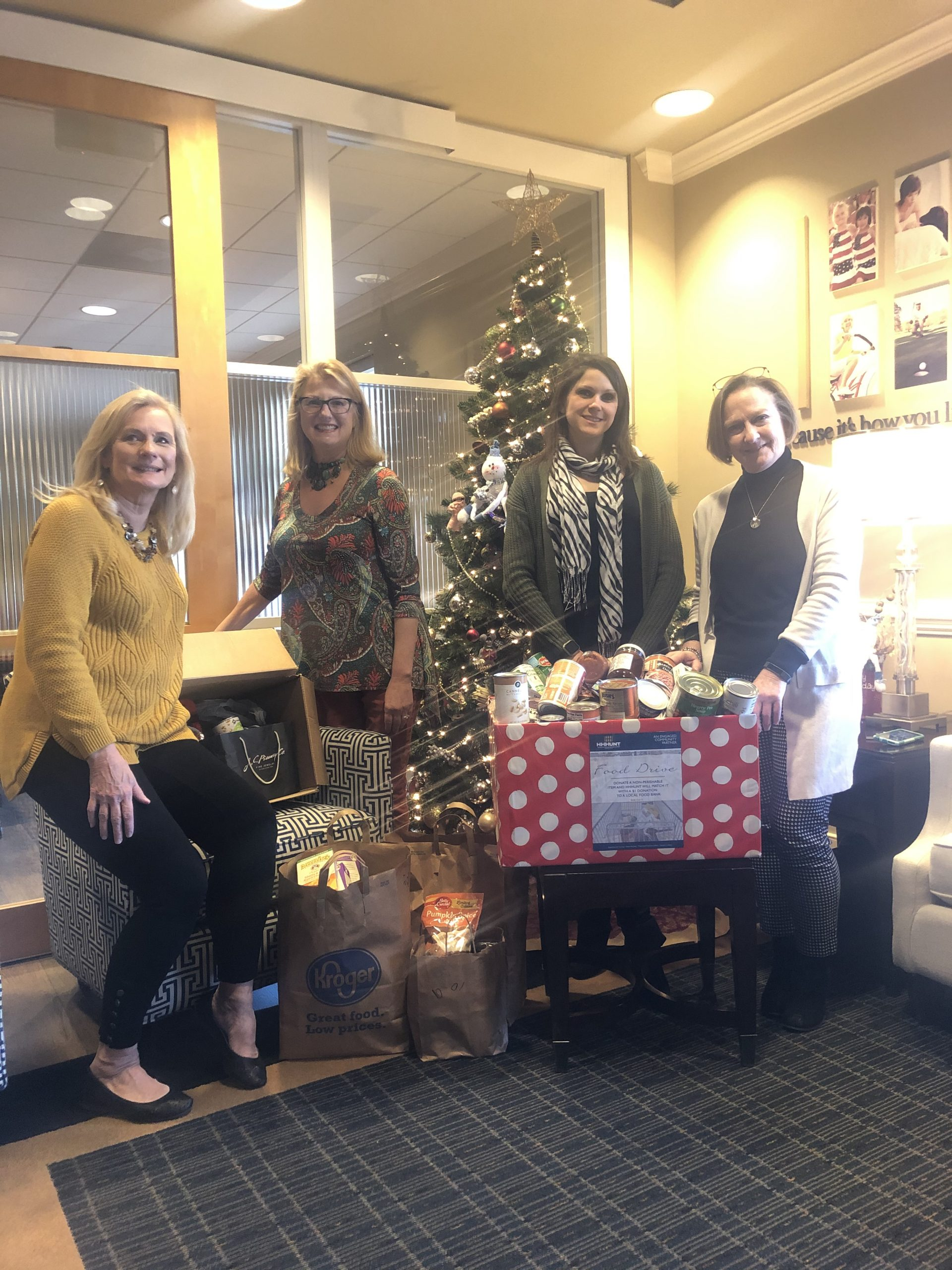 Annual Food Drive Collects Over 19,000 Donations