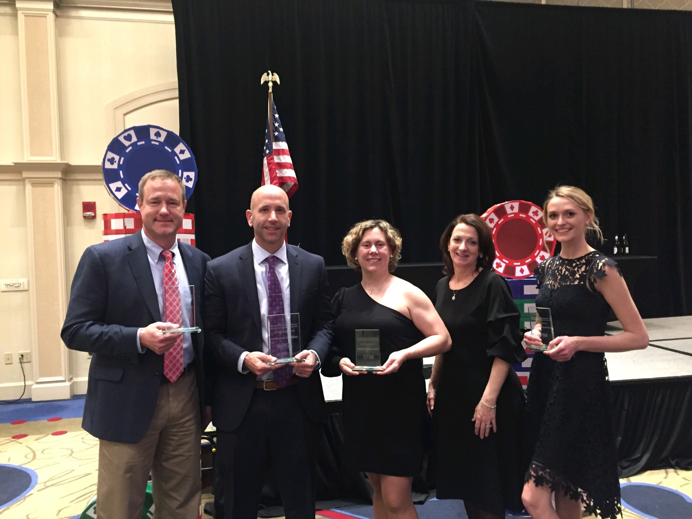HHHunt Honored with Five MAME Awards
