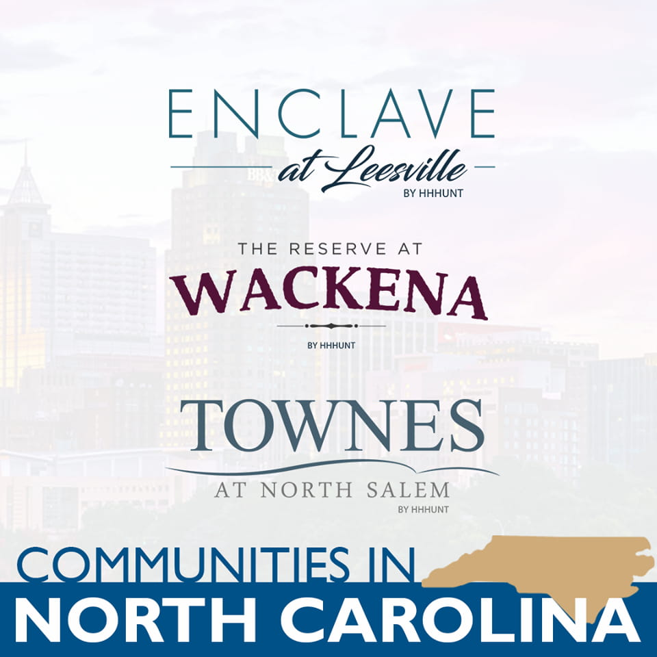 Explore Our Master Planned Communities In Raleigh, North Carolina