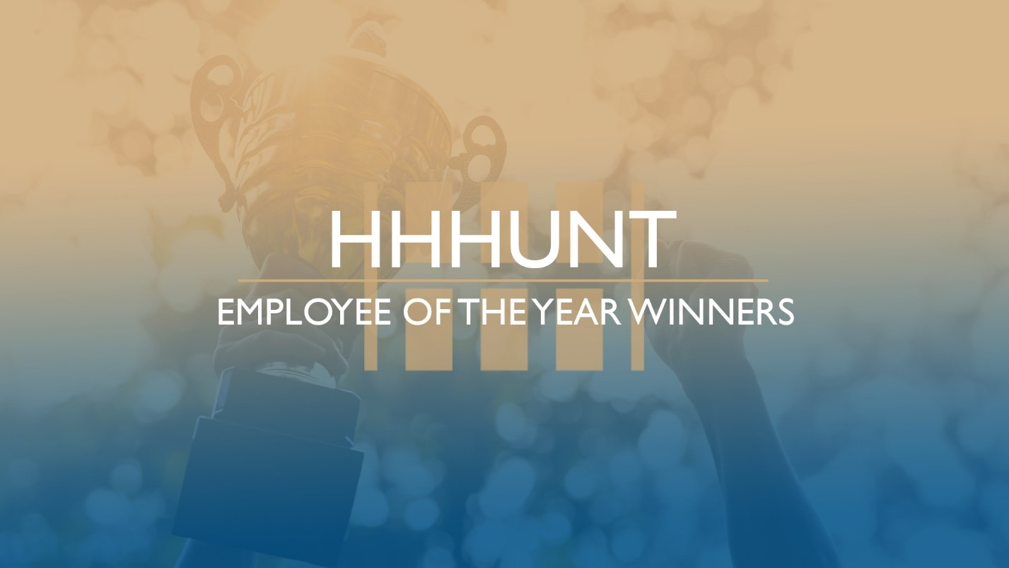 HHHunt Congratulates Employees Of The Year