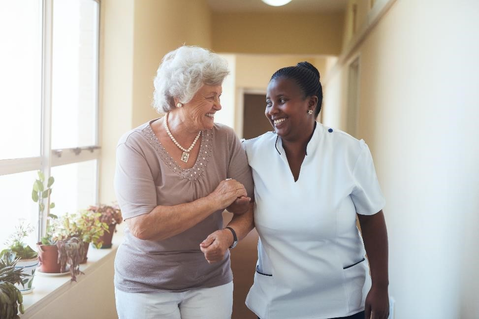 Find A Rewarding Career In Senior Living