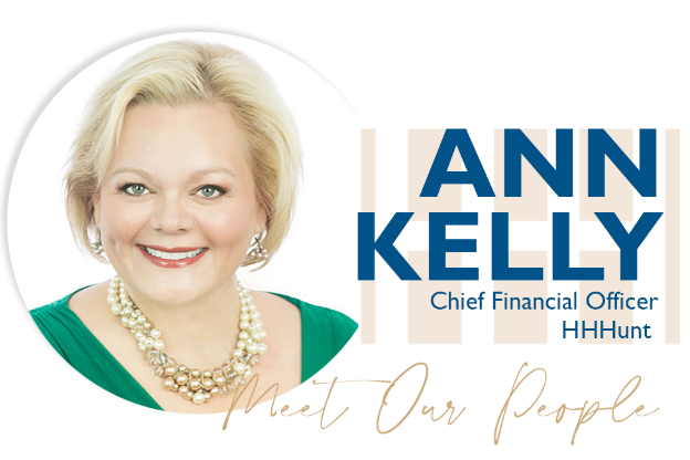 Q&A With Ann Kelly, Chief Financial Officer With HHHunt