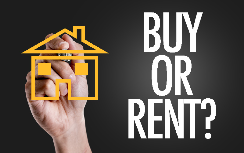 Making The Choice To Rent Or Own