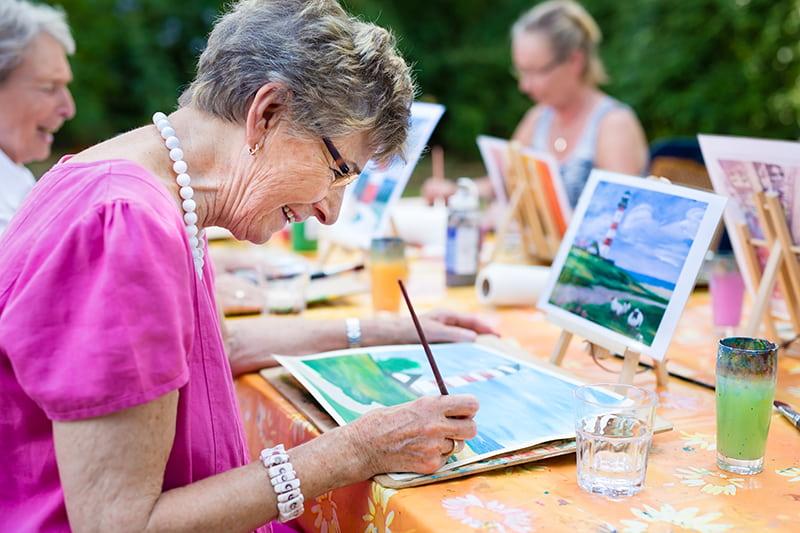 Spring Arbor Senior Living's Cottage Program Focuses On Well-Being