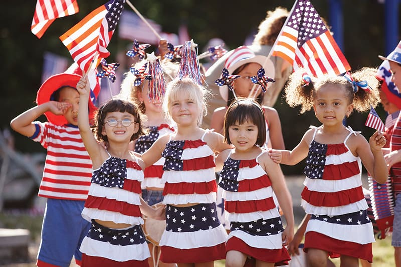 The Best 4th Of July Celebrations Across the Mid-Atlantic