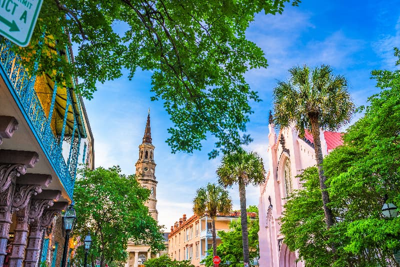 Community Spotlight:  Charleston, SC