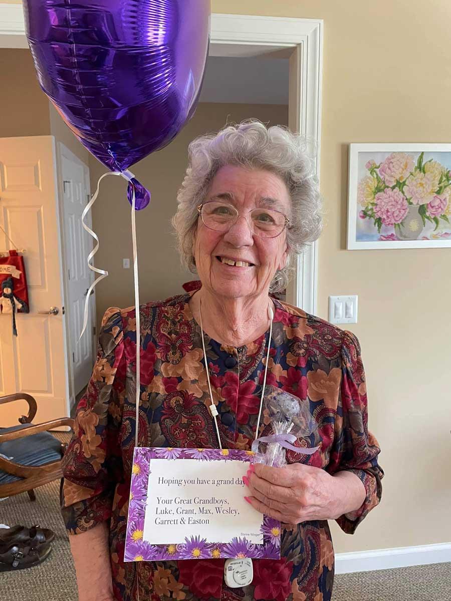 How Spring Arbor Honored Alzheimer's & Brain Awareness Month