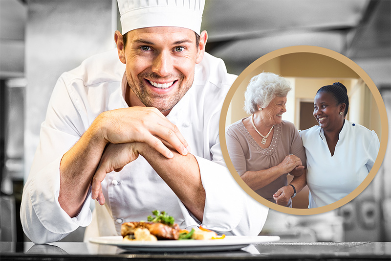 Job Opportunities To Make A Difference At HHHunt Senior Living