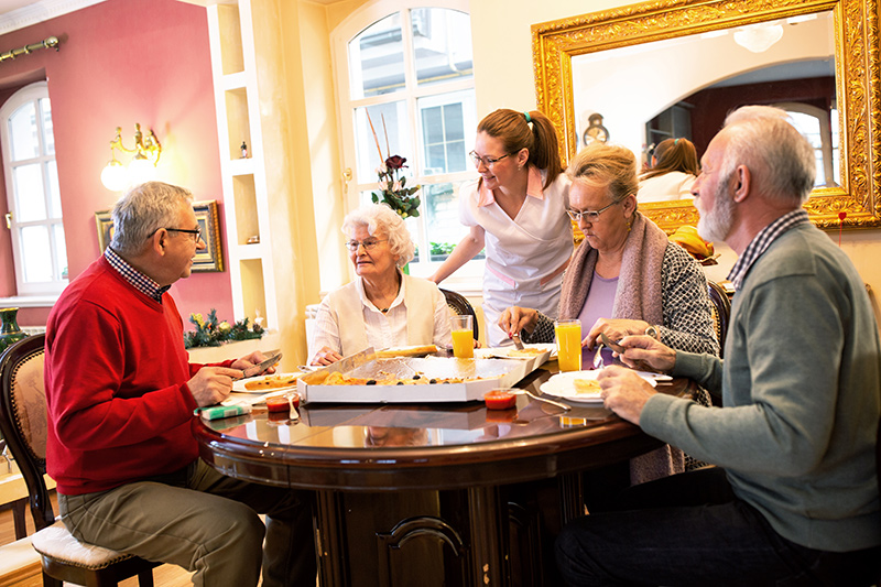 What Should I Look For In A Senior Living Community?