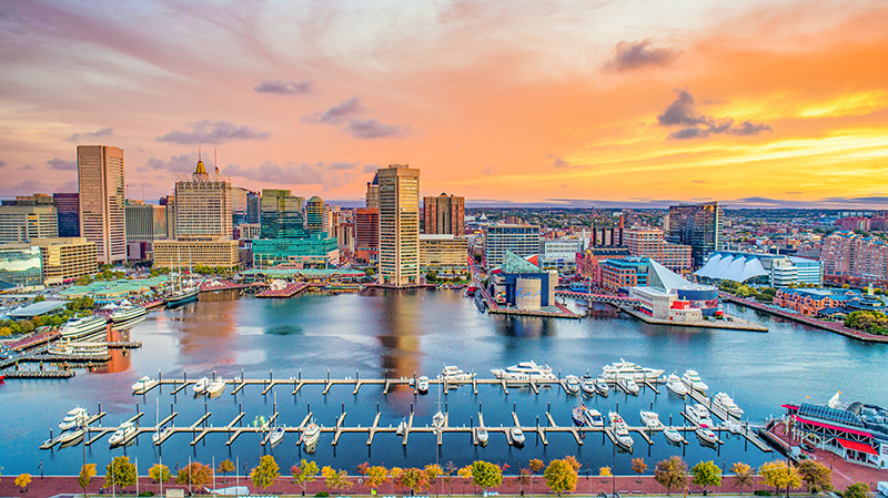 Your Guide To Living In Maryland