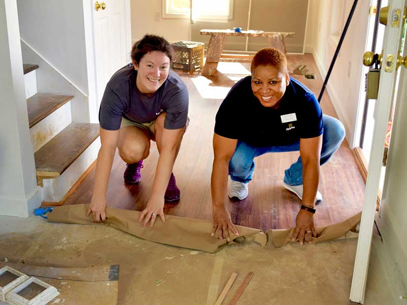 Habitat for Humanity's Home for Good Program